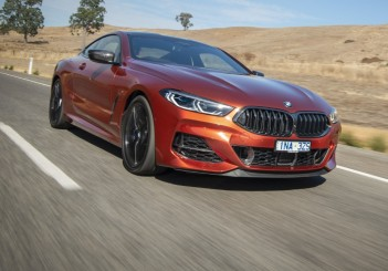 BMW M850i xDrive coupe (5)