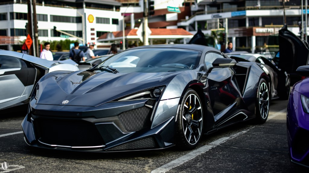 The New Fenyr SuperSport is the latest addition to the W Motors line-up of Hypercars Focusing purely on performance, power and speed. Limited to only 25 units per year, reaching a total of 100 units worldwide, the carbon fiber masterpiece perfertly balances advanced aerodynamics engineering with the aggresive W Motors aesthetics conceived by the Dubai-based W Motors Design Studio.