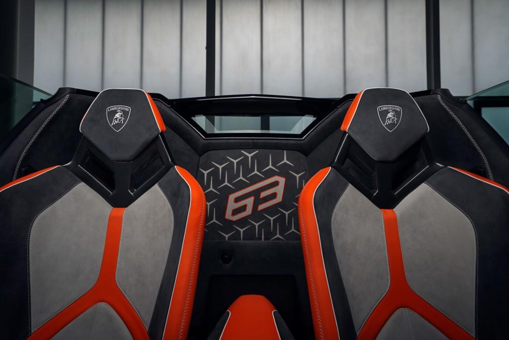 Lamborghini Aventador SVJ 63 Roadster - 09