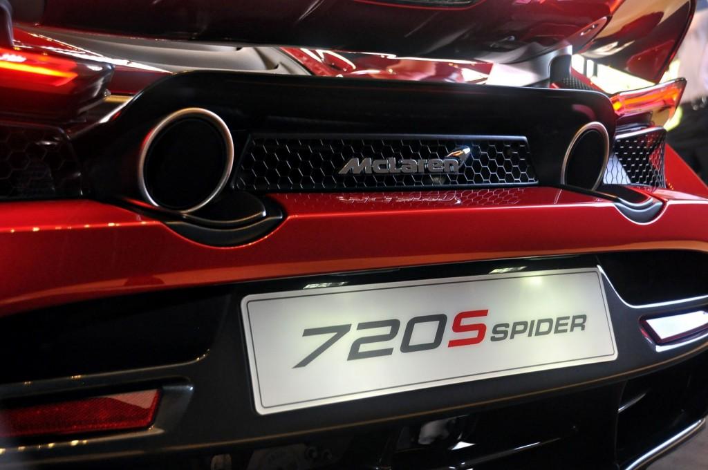 McLaren 720 S Spider - 18