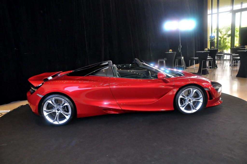McLaren 720 S Spider - 31