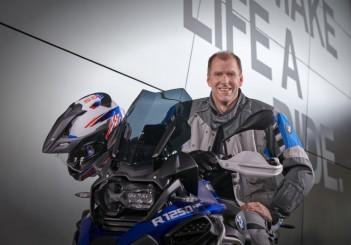 Christoph Lischka; BMW Motorrad