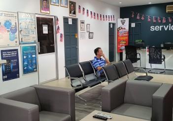 Proton 3S Penang (Autobinee Oriental) - 02 service area