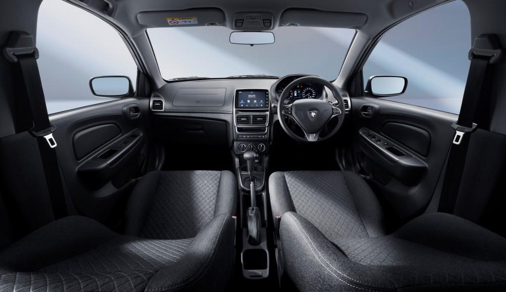 Proton Saga 1.3 Premium AT in Jet Grey - 41-1
