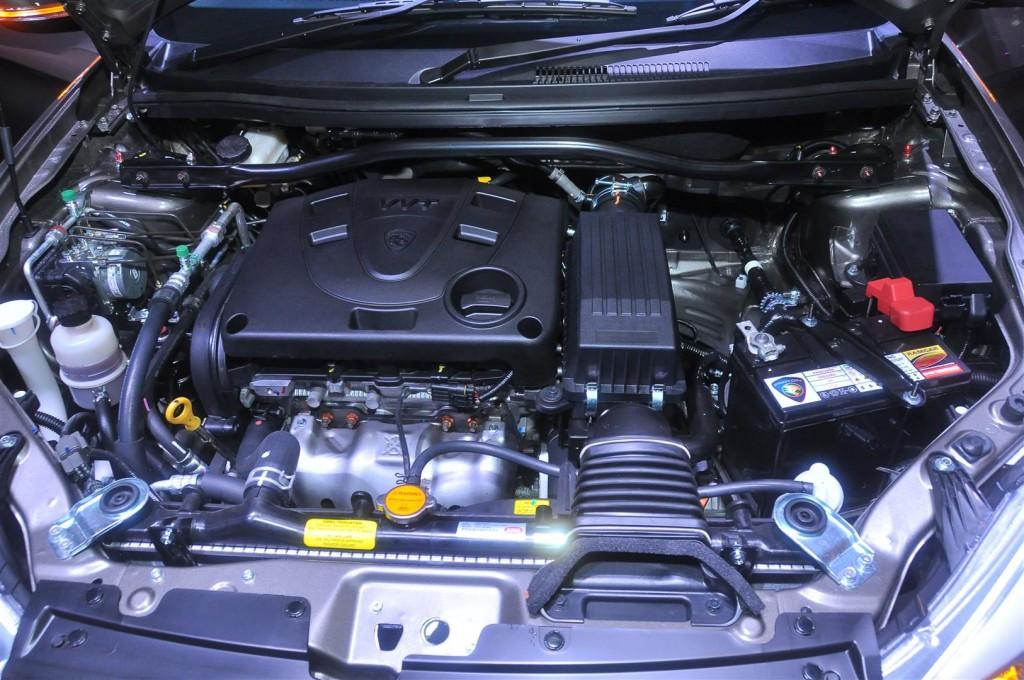Proton Saga 1.3 Premium AT in Jet Grey - 64