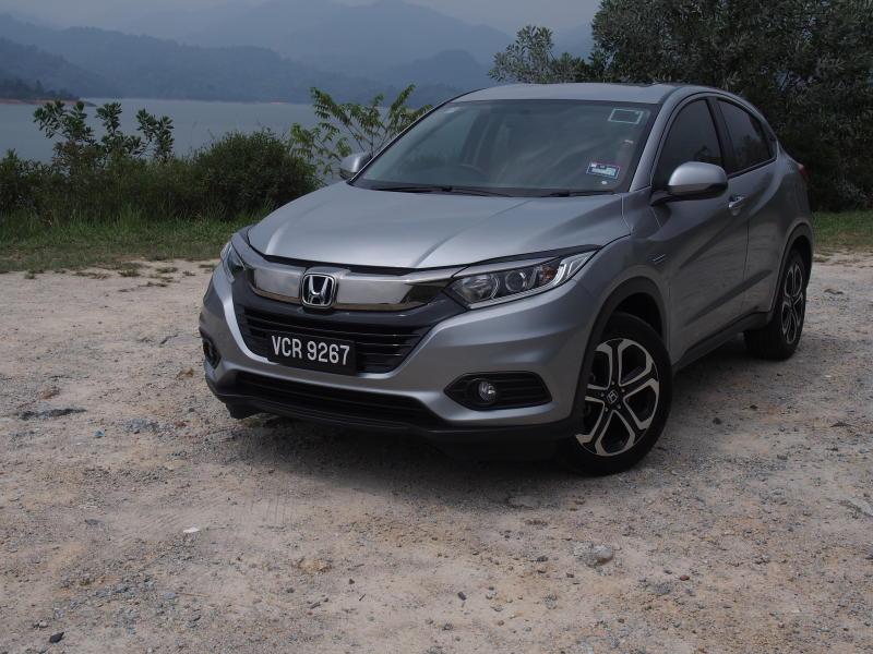 Honda HR-V Hybrid: Refined drive and impressive fuel sipper