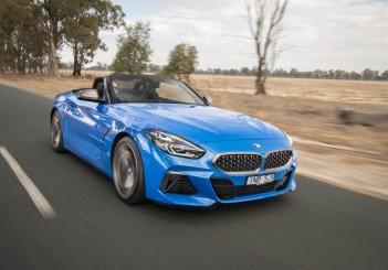 2019 BMW Z4 M40i (5)
