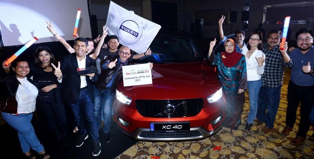 Volvo wins