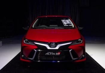 2020 12th-generation Toyota Corolla Altis (9)