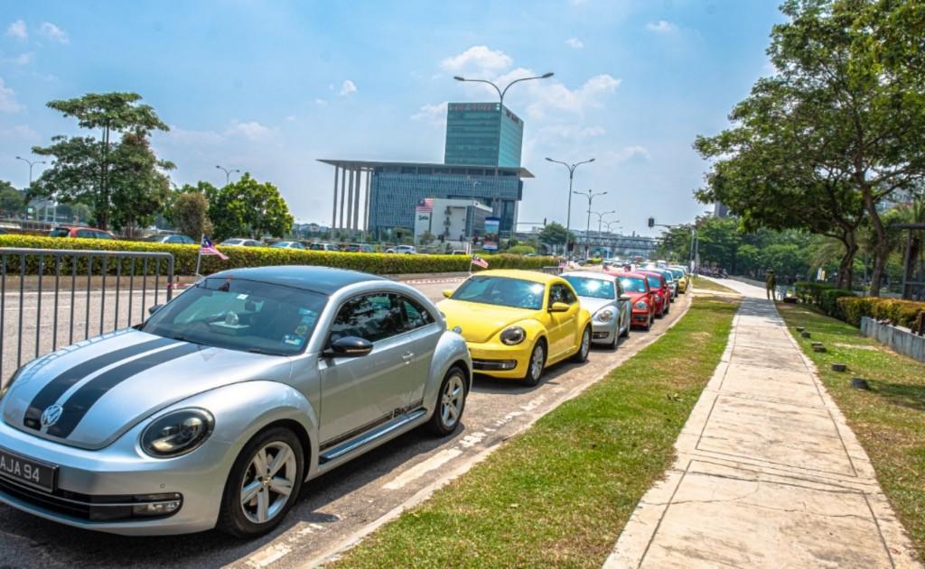 Beetle Club Malaysia Merdeka Convoy 2019 - 05
