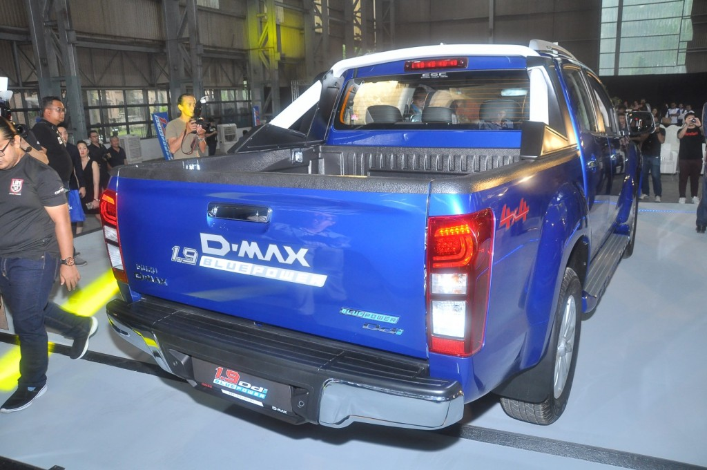 Isuzu D-Max 1.9 - 21