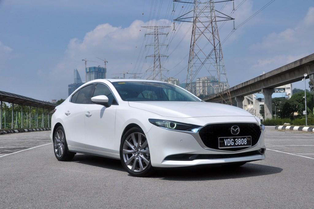 Mazda3 2.0 High Plus - 01