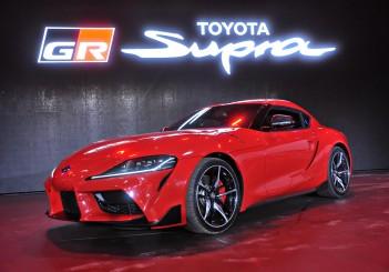 Toyota GR Supra (A90) (Mk5) - 75