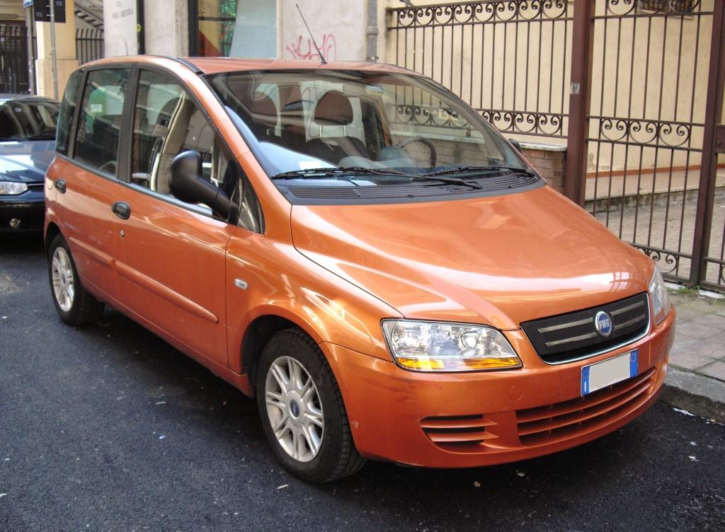 2008 Fiat Multipla