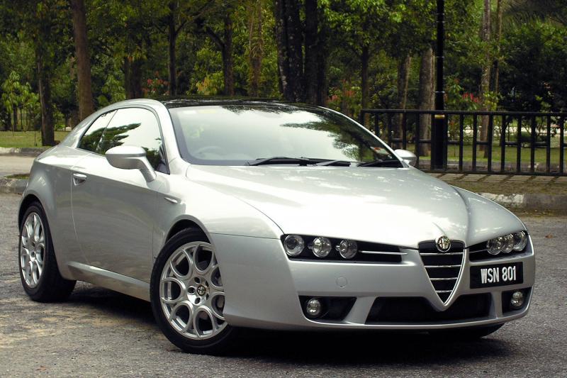 2010 Alfa Romeo Brera