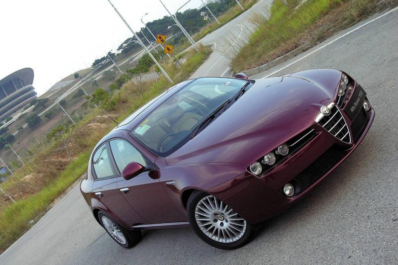 2010 Alfa Romeo 159 JTS
