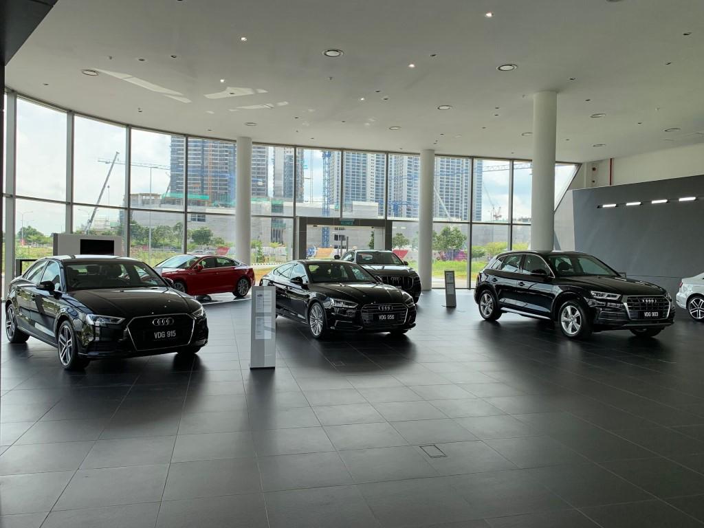 Audi 4S centre_Shah_Alam_Malaysia_2019 (2)