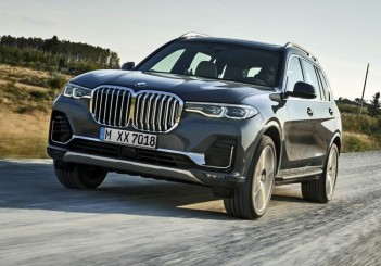 BMW (G07) X7 xDrive40i Pure Excellence - 46 Arctic Grey