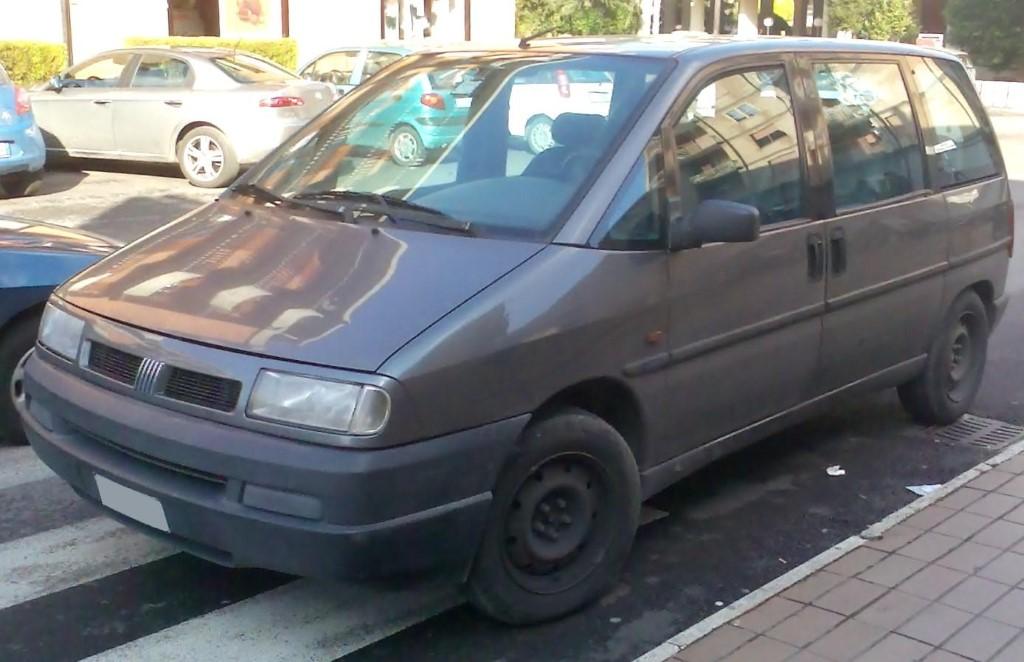 1997 Fiat Ulysse