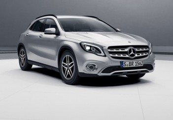 Mercedes-Benz GLA 200 (1) NEW00 (Custom)