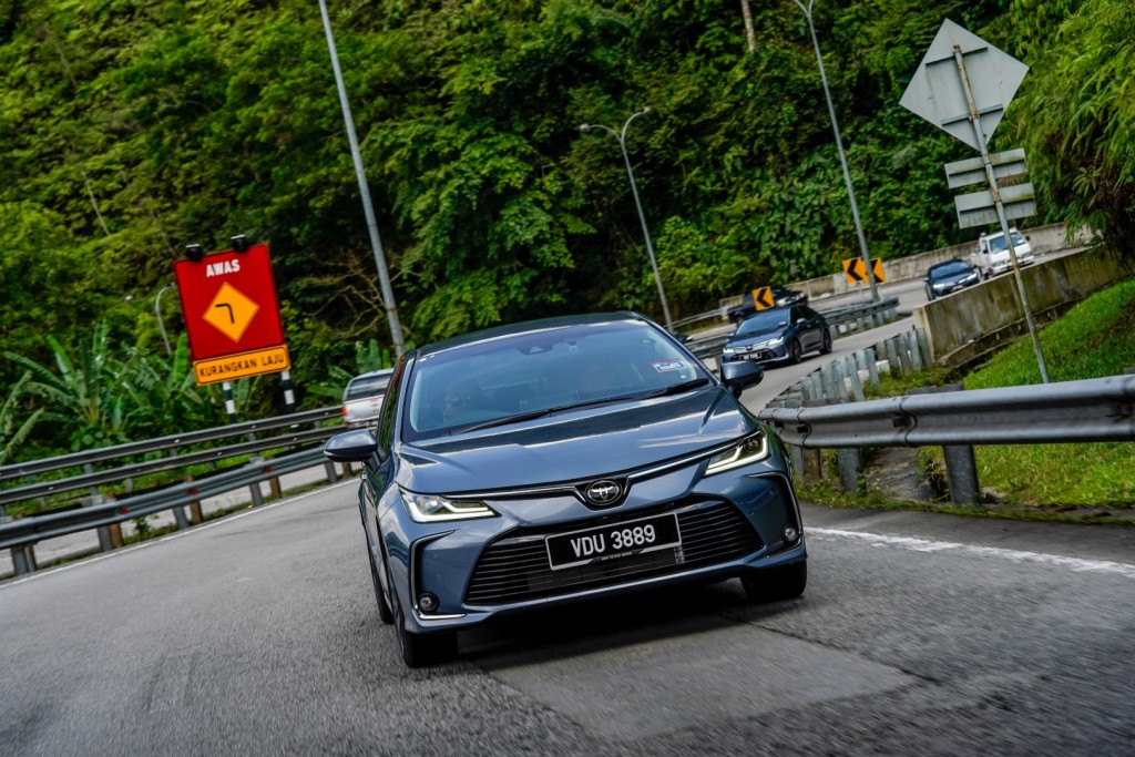Toyota Corolla 1.8G (Mk12) - 120