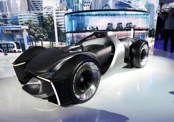 Toyota at Tokyo Motor Show (2019) - 16 e-RACER