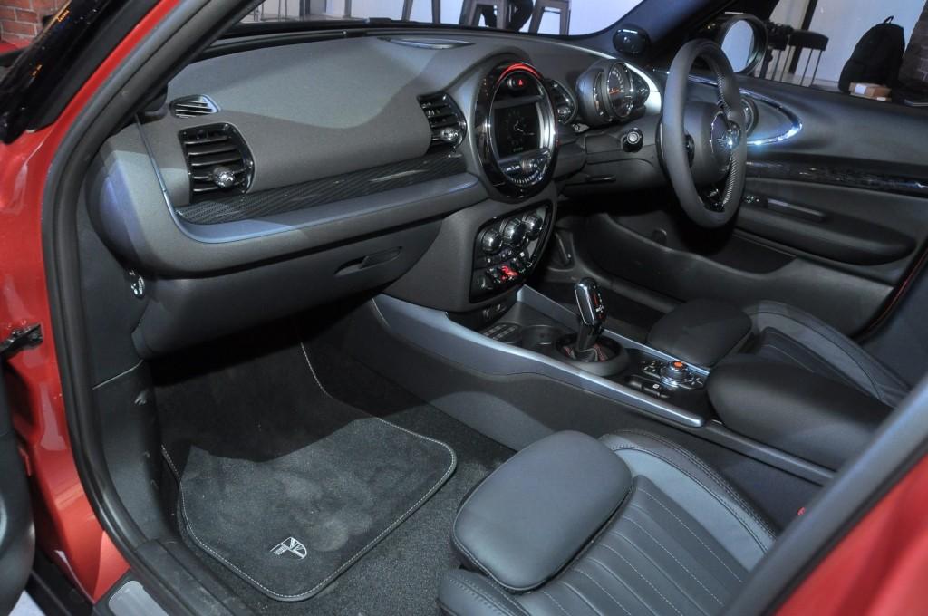 MINI Cooper S Clubman (F54) - 46