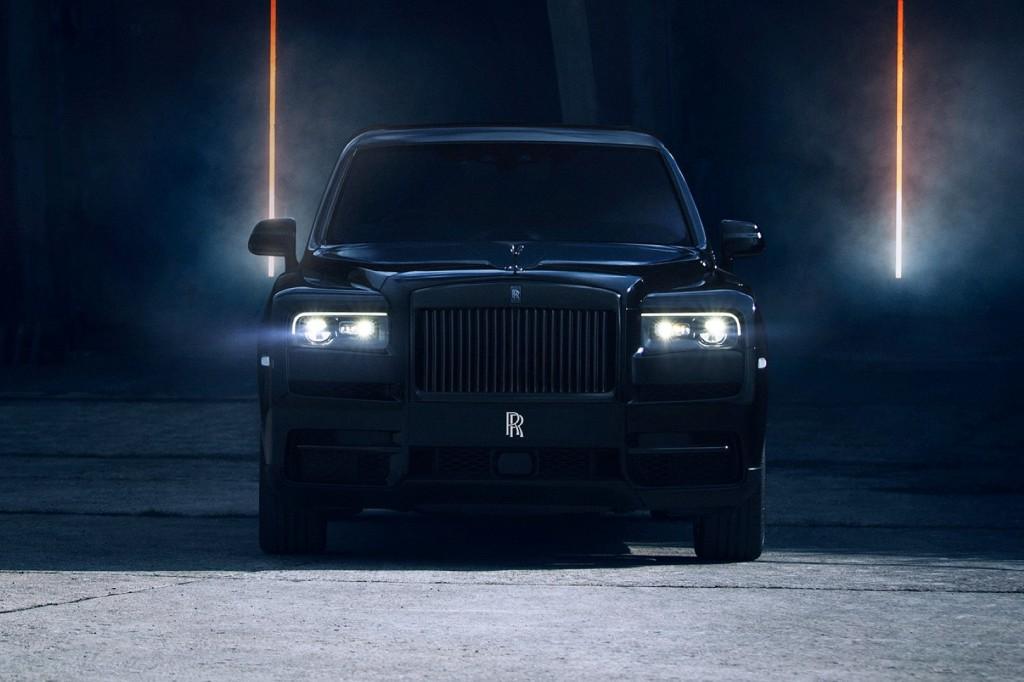 Rolls Royce Cullinan Black Badge - 01