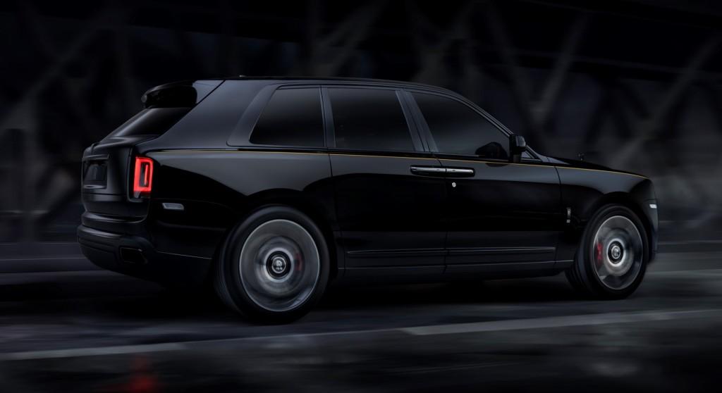 Rolls Royce Cullinan Black Badge - 04