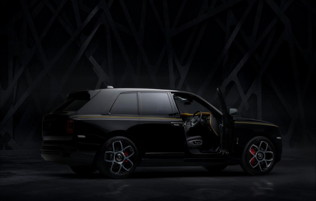 Rolls Royce Cullinan Black Badge - 06