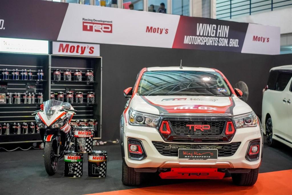 Toyota Gazoo Racing Festival (S3 R2) - 01 Wing Hin Motorsports