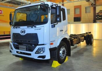 UD Trucks Croner PKE42R - 40