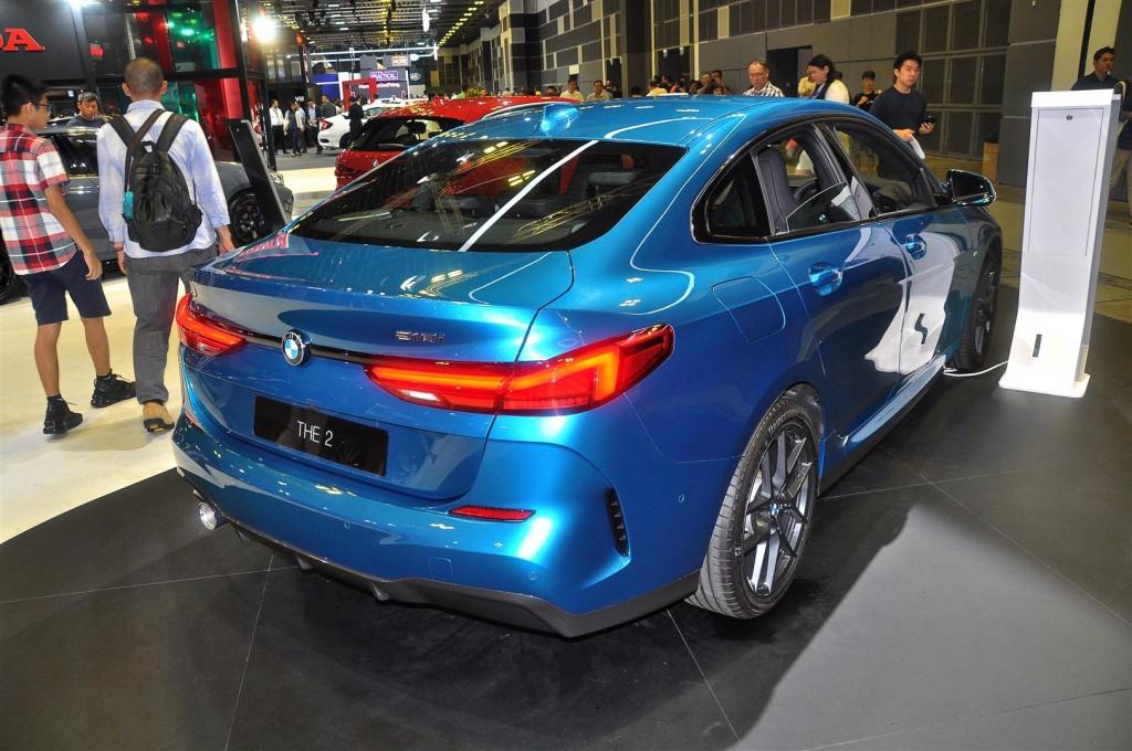 BMW 218i (F44) - 47