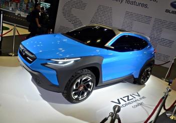 Subaru Viziv Adrenaline Concept - 01