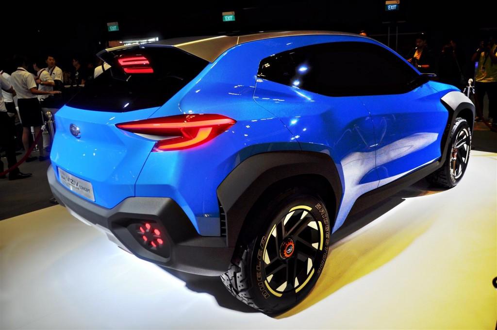 Subaru Viziv Adrenaline Concept - 05