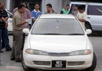 1995 Mitsubishi Eterna