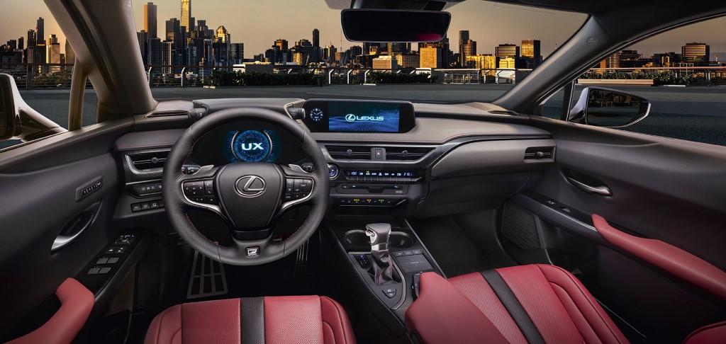 2019 Lexus UX 200 (3)