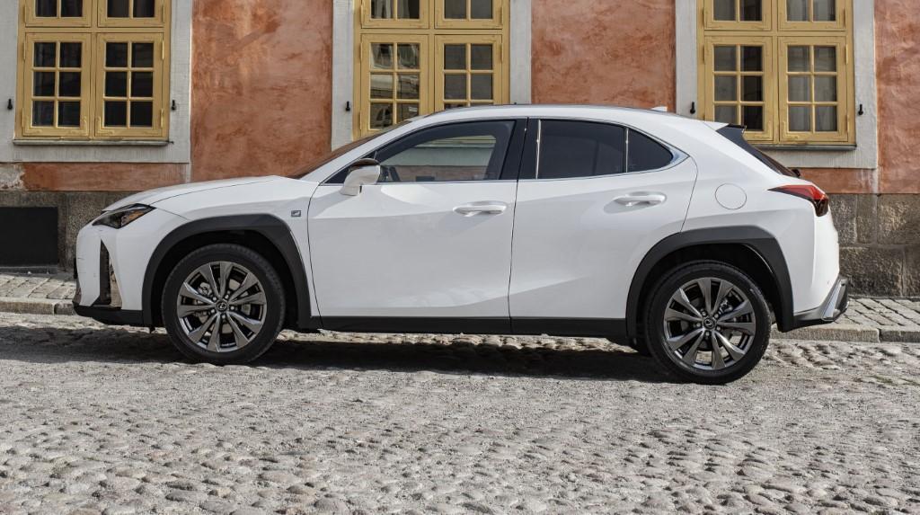 2019 Lexus UX 200 (4)