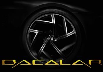 Bentley Mulliner Bacalar - Name Reveal Image