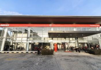 Ducati Malaysia flagship store