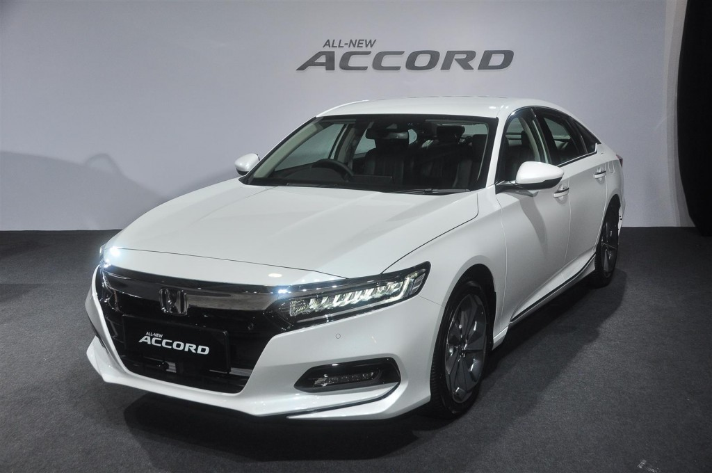 Honda Accord 1.5 TC-P (2020) - 01