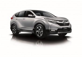 Honda C-RV (2019) - 01