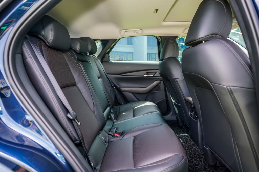 Mazda CX-30 drive (11)
