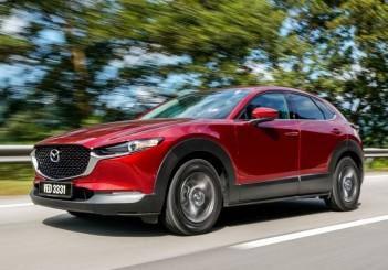 Mazda CX-30 drive (2)
