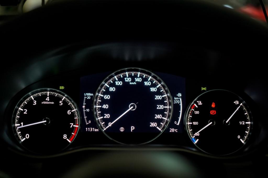 Mazda CX-30 drive (3)