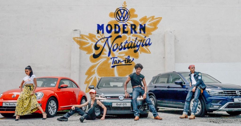 Modern Nostalgia - VW x Tarik Jean - 01