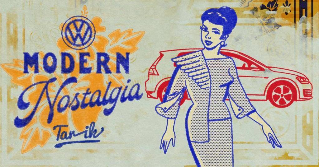 Modern Nostalgia - VW x Tarik Jean - 03