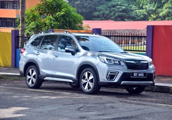 Subaru Forester 2.0i-S EyeSight - 01