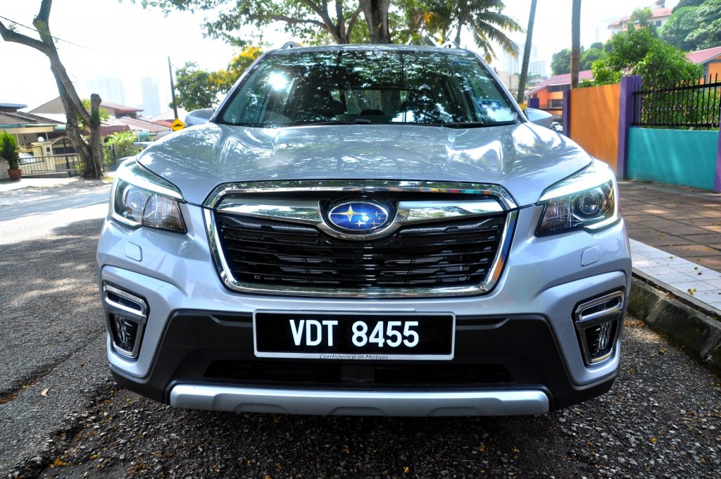 Subaru Forester 2.0i-S EyeSight - 02