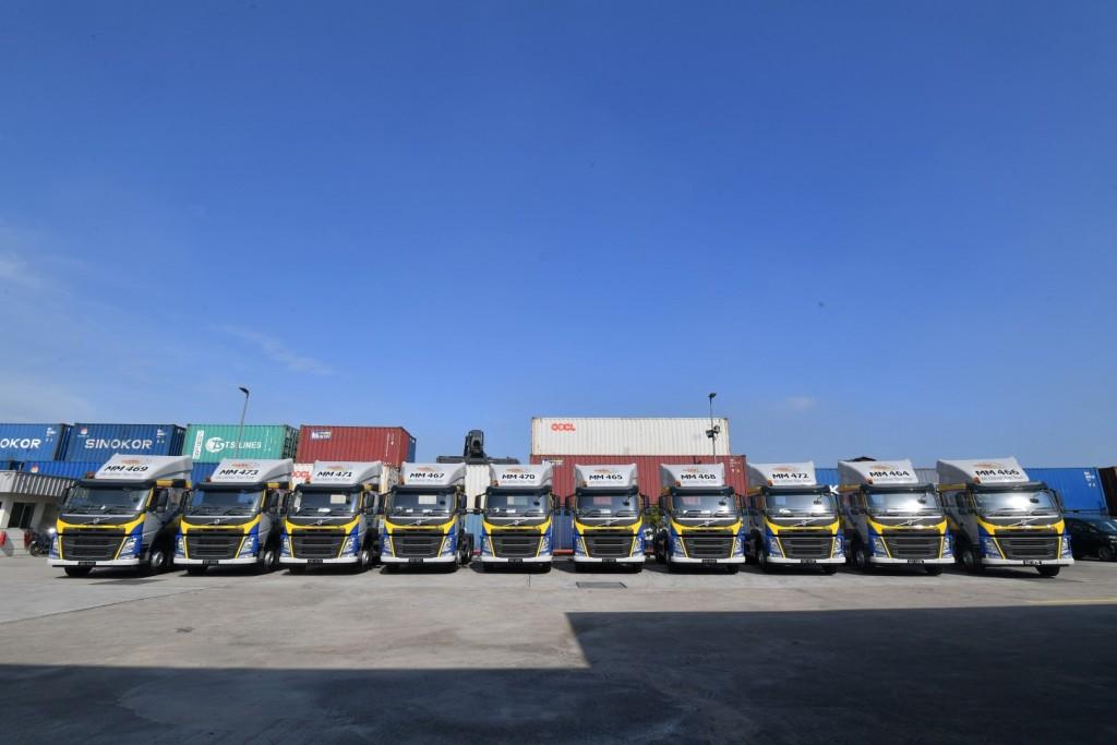 Volvo Trucks and Multimodal - 02